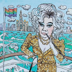 'Lily Savage' by Eloise O'Hare.