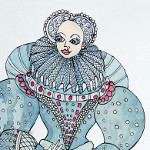 'Samphire queen' by Eloise O'Hare.