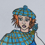 'Scottish fudge' by Eloise O'Hare.